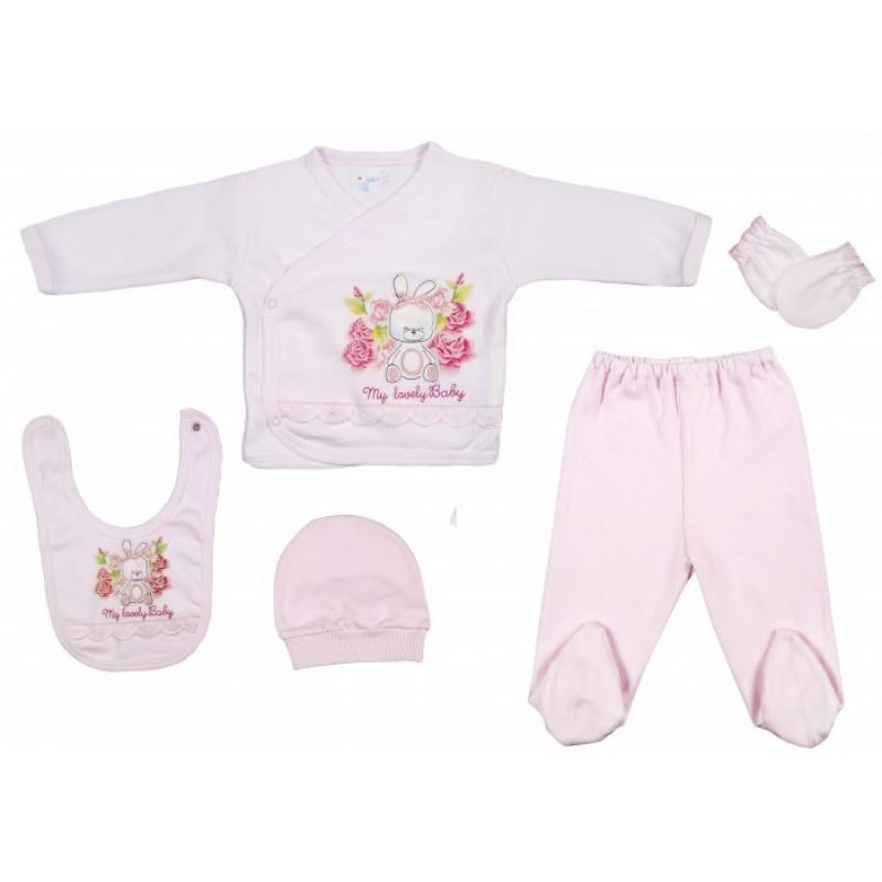 Bebitof Baby Подарочный набор (5 предметов) BBTF-818
