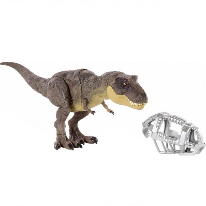 Jurassic World Фигурка Мир Юрского Периода Атакующий Тирекс