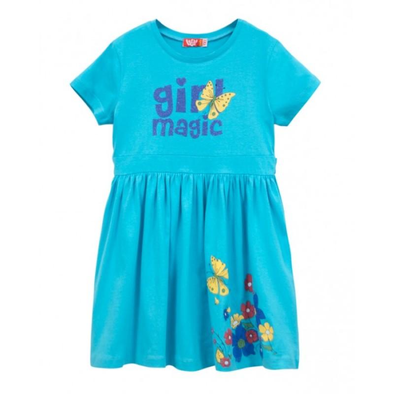 Let's Go Платье для девочки Весна-Лето 8181
