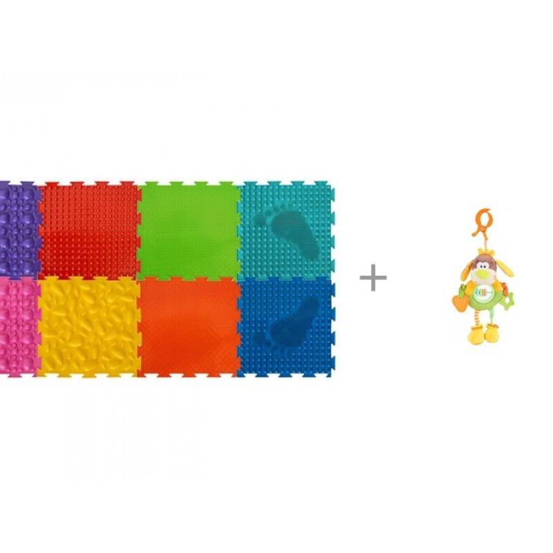 ОртоДон модульный №1 Универсал и Подвесная игрушка Жирафики Веселый щенок
