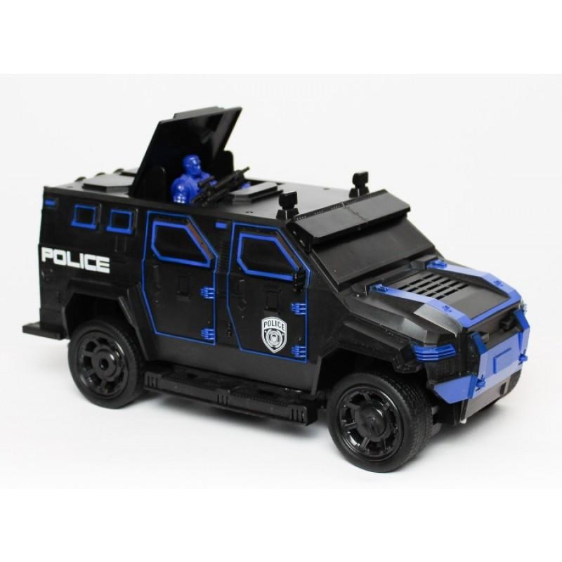 HK Industries  Джип радиоуправляемый Полиция