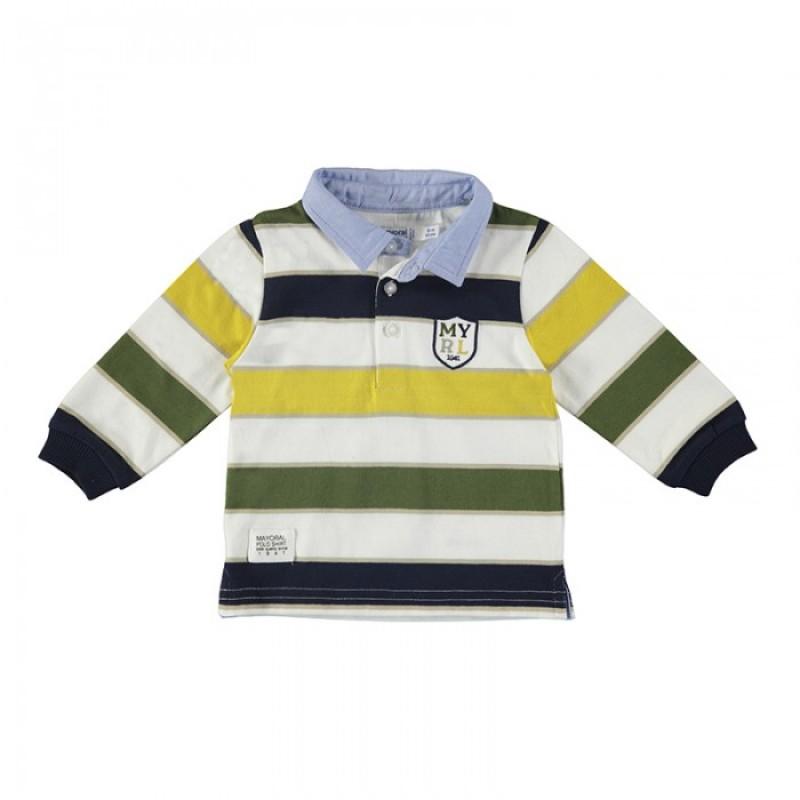 Mayoral Baby Рубашка-поло для мальчика 2140