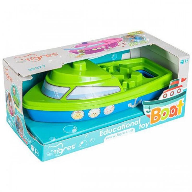 Tigres Игрушка для ванны Кораблик