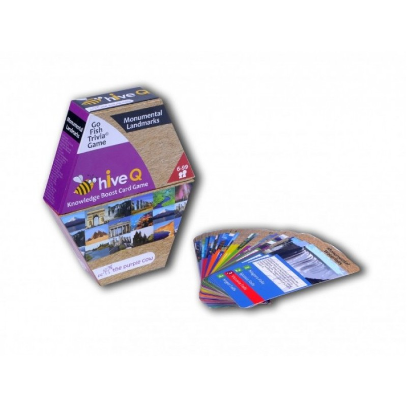 The Purple Cow Игра-викторина Достопримечательности мира