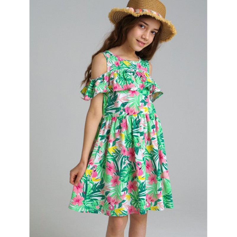 Playtoday Платье трикотажное 12121443