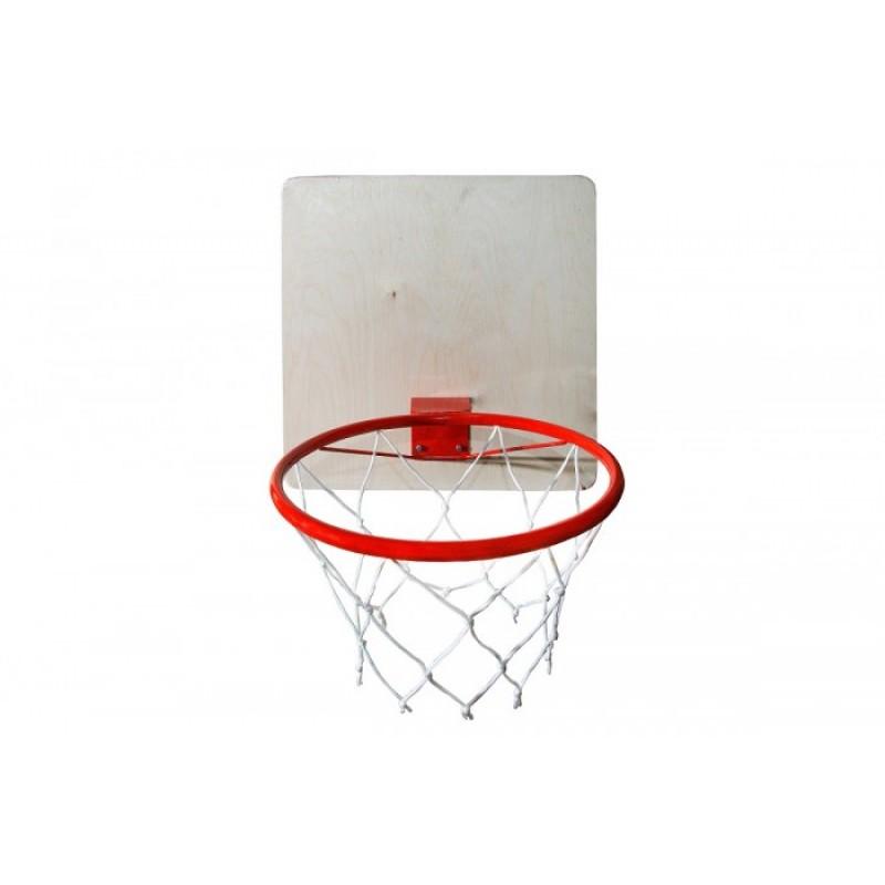 КМС Кольцо баскетбольное с сеткой d 38 см