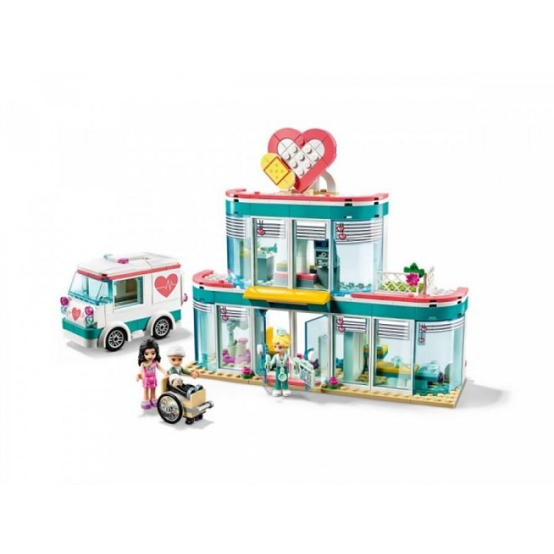 Конструктор Lego Friends 41394 Лего Подружки Городская больница Хартлейк Сити