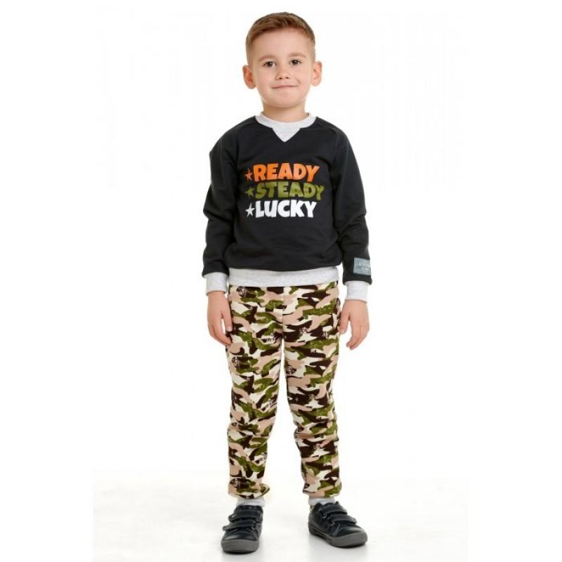 Lucky Child Брюки детские Будь готов 41-11пф/цв