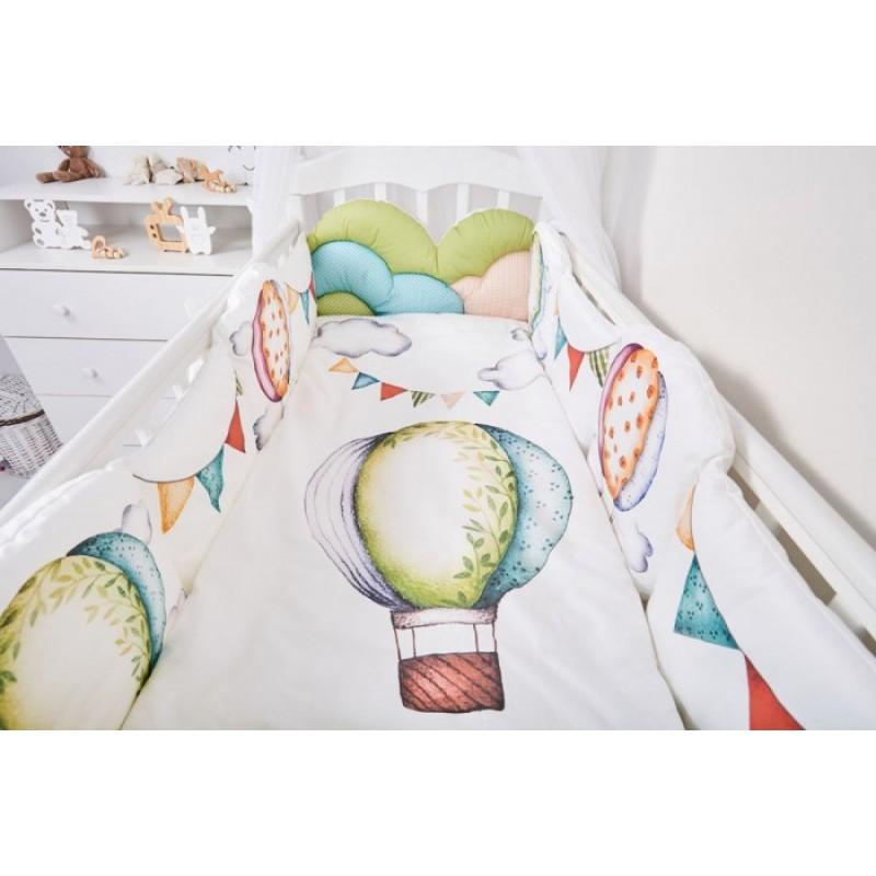 Комплект в кроватку Топотушки Воздушные шары (6 предметов)