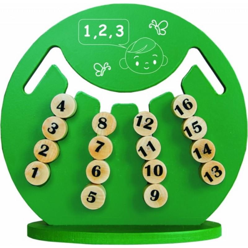 Деревянная игрушка Краснокамская игрушка Логическая игра Интеллект