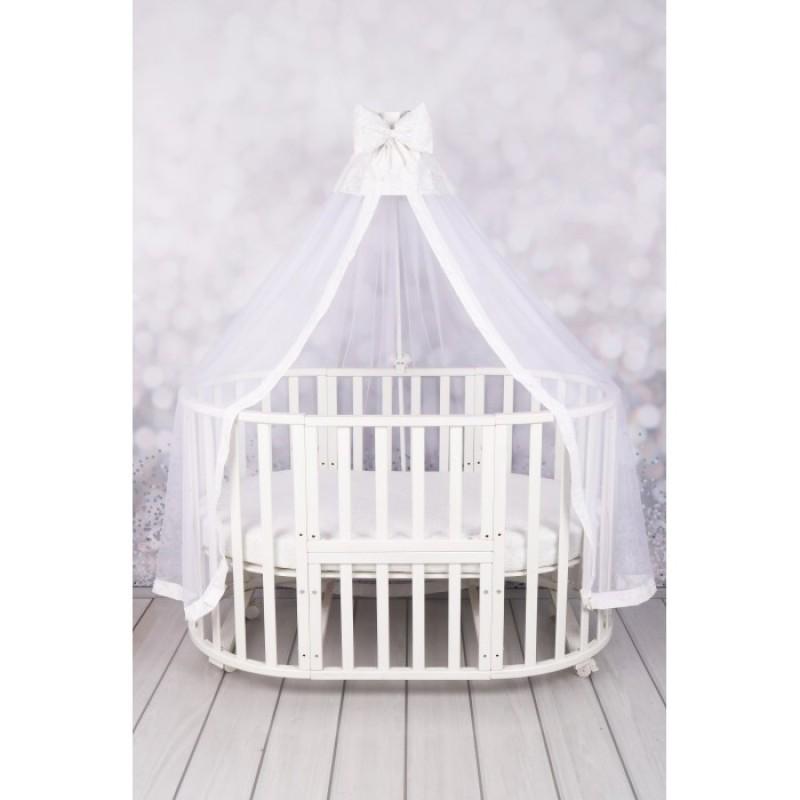 Балдахин для кроватки AmaroBaby Moonlight 150x300 см