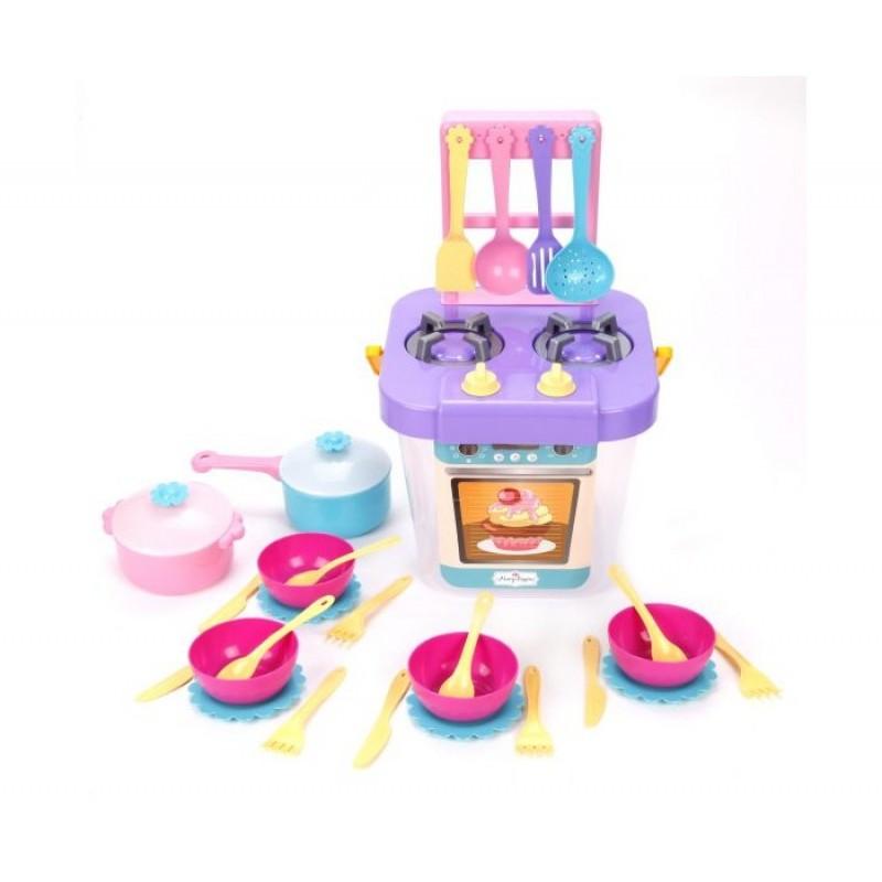 Mary Poppins Набор Плита-ведро с набором посуды (27 предметов)