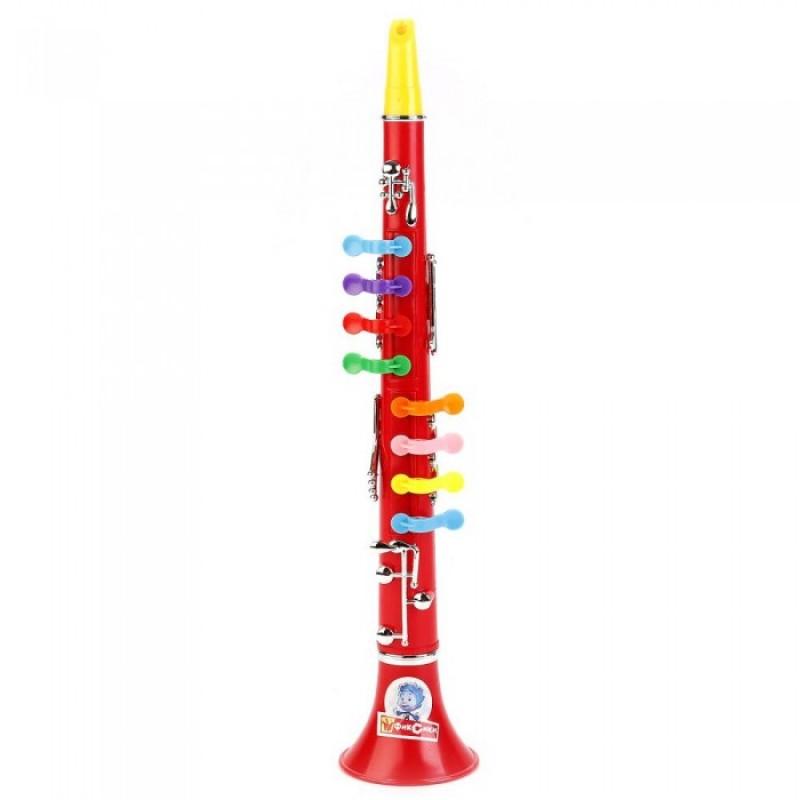 Музыкальный инструмент Играем вместе Кларнет Фиксики