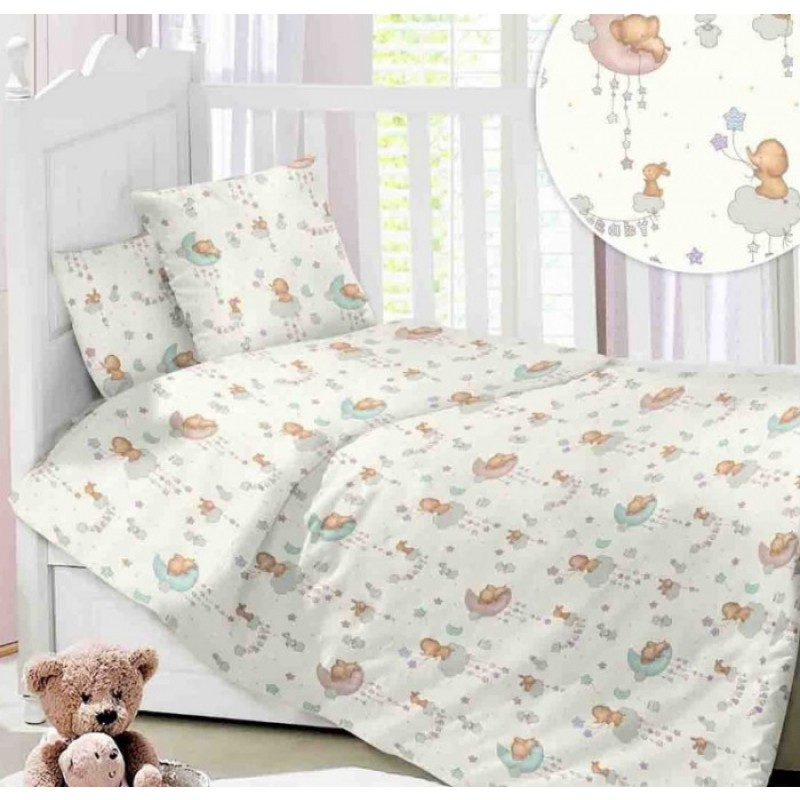 Постельное белье Dream Time Детский комплект BLK-46-SP-390-1/2C