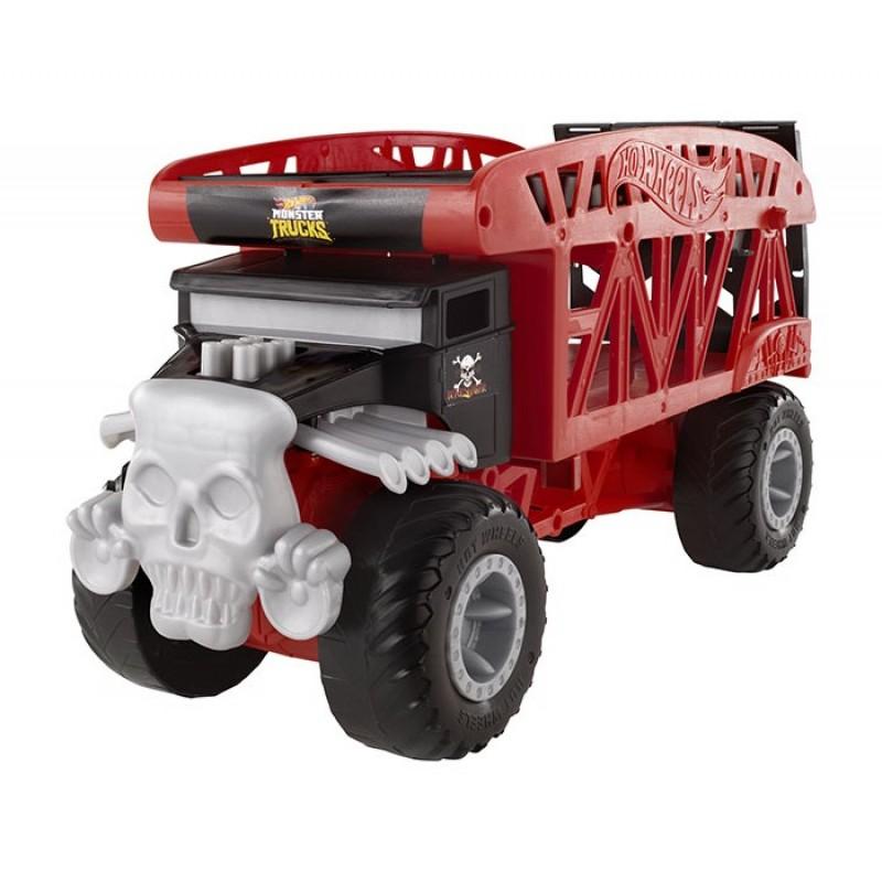 Hot Wheels Monster Trucks Тягач