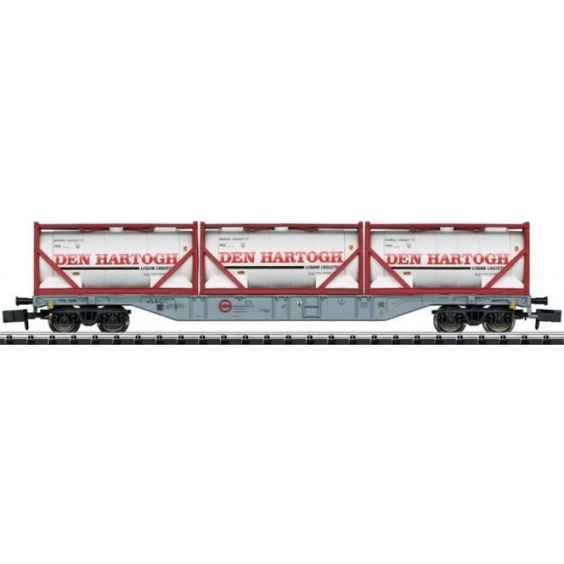 Trix Контейнерный транспортный вагон Aae/Ns