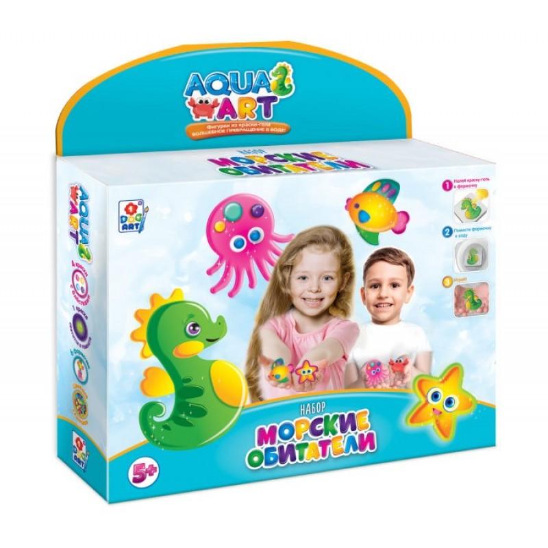 1 Toy Набор Aqua Art Морские обитатели Т20087