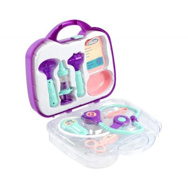 Mary Poppins Медицинский набор Скорая помощь в чемоданчике (9 предметов)