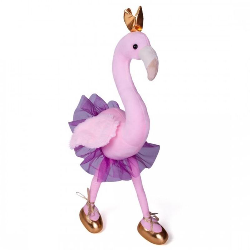 Мягкая игрушка Fancy Фламинго 28 см