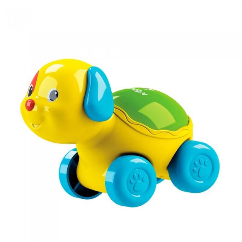 Развивающая игрушка Азбукварик Собачка Светяшка Люленьки