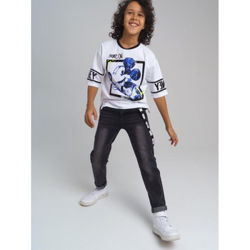 Playtoday Брюки джинсовые для мальчика 12111715