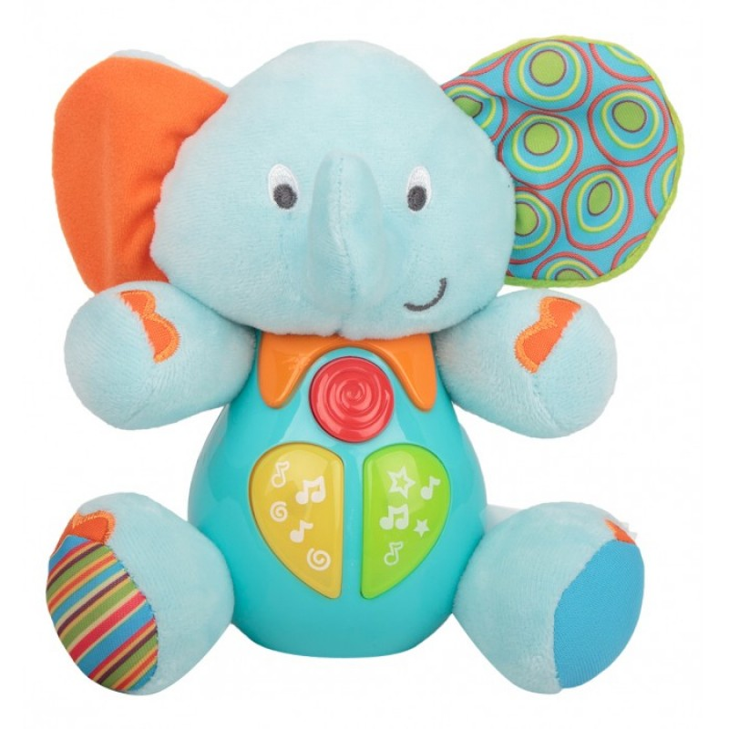 Интерактивная игрушка Winfun Слон