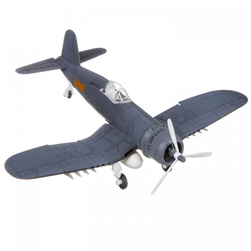 Bondibon Сборная 4D-модель самолёта 1:48 ВВ2549