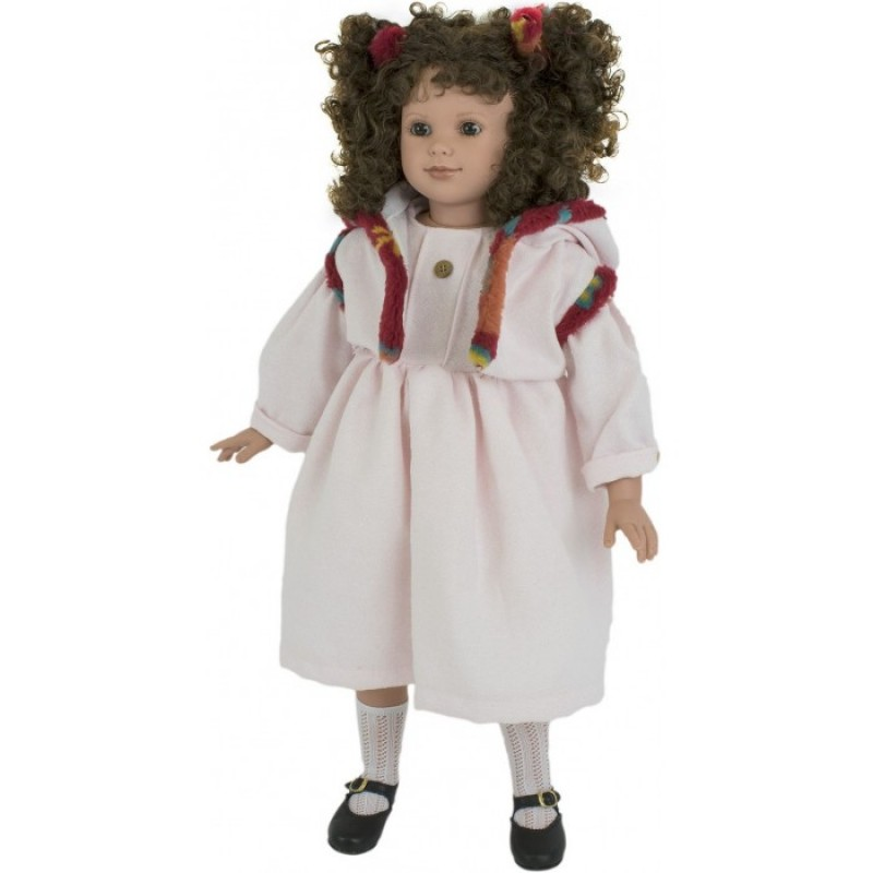 Dnenes/Carmen Gonzalez Коллекционная кукла Миранда 70 см