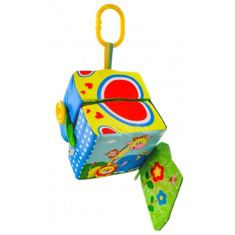 Подвесная игрушка Forest kids Яркий Кубик