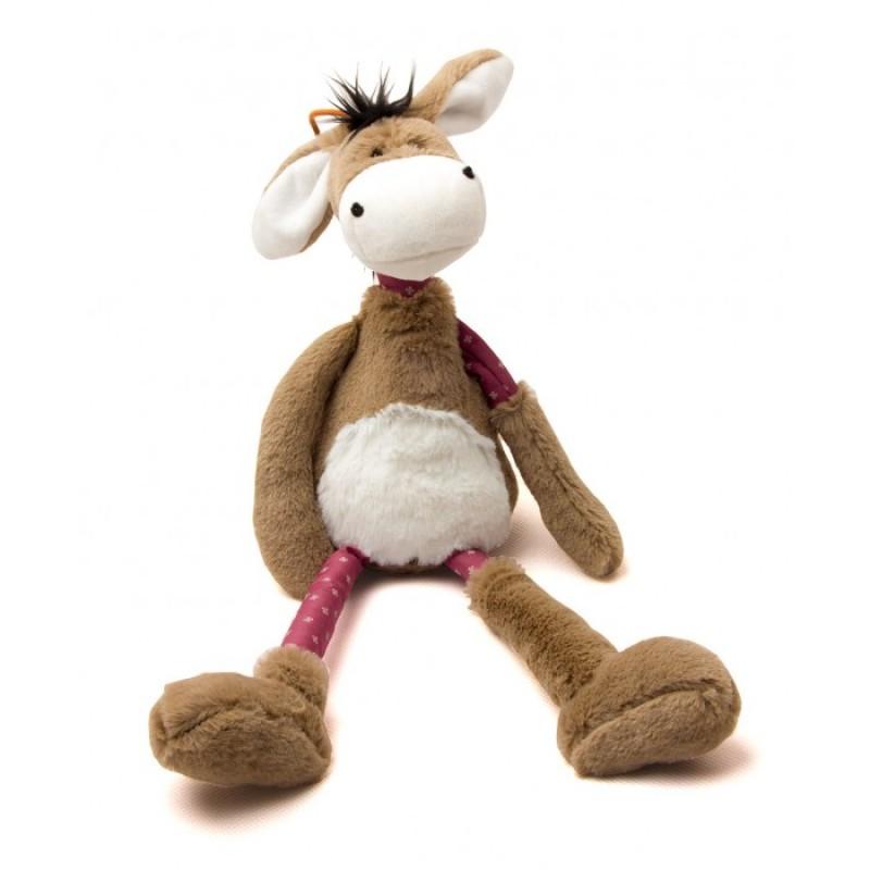 Мягкая игрушка M&R Toys Ослик Спуни 37 см