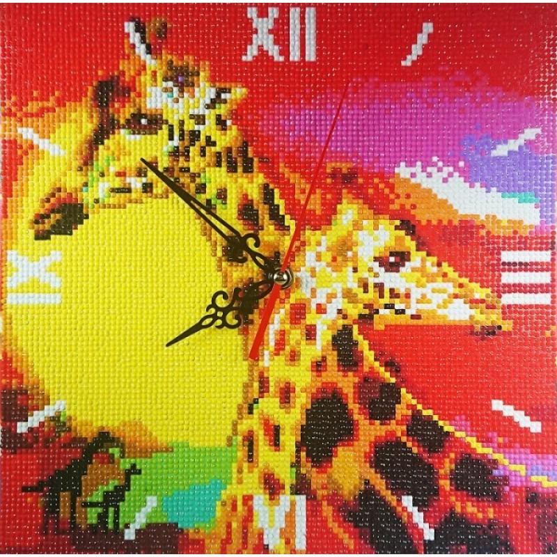 Color Kit Алмазные часы Знойная Африка