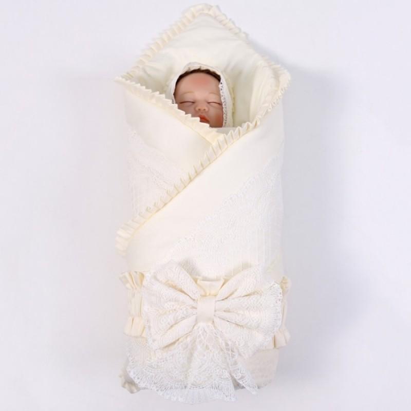 Топотушки Конверт-одеяло на выписку Полли
