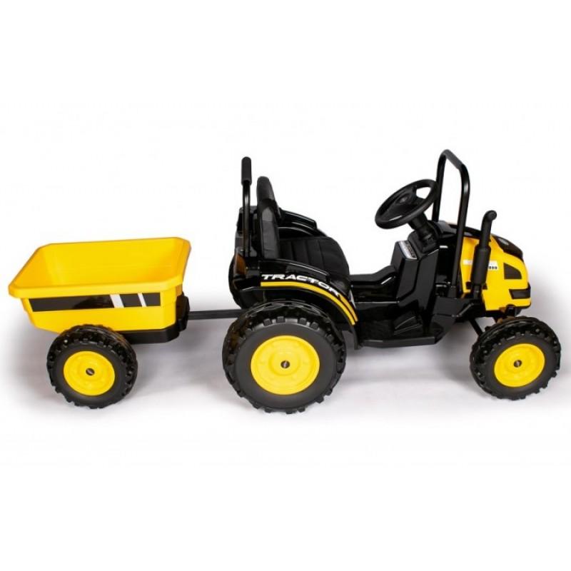 Электромобиль Barty Трактор с прицепом TR001