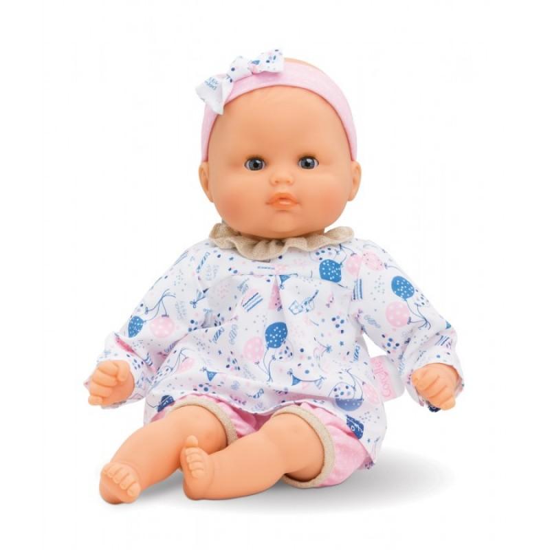 Corolle Кукла Bebe Calin Мадлен юбилейная с ароматом ванили 30 см