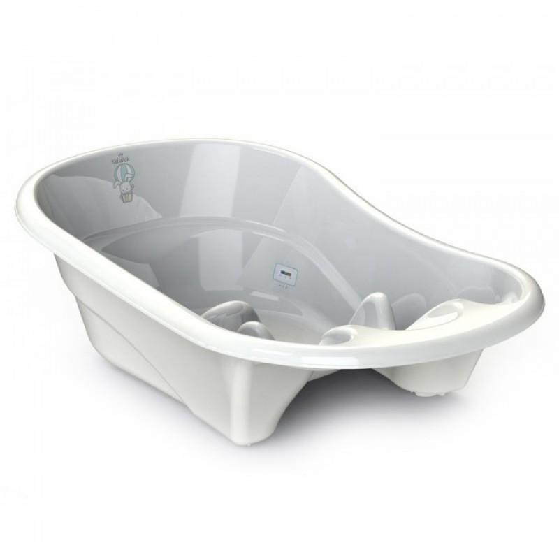 Kidwick Ванночка для купания Лайнер с термометром