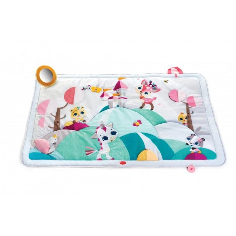 Развивающий коврик Tiny Love Путешественник Принцесса 150х100 см 579