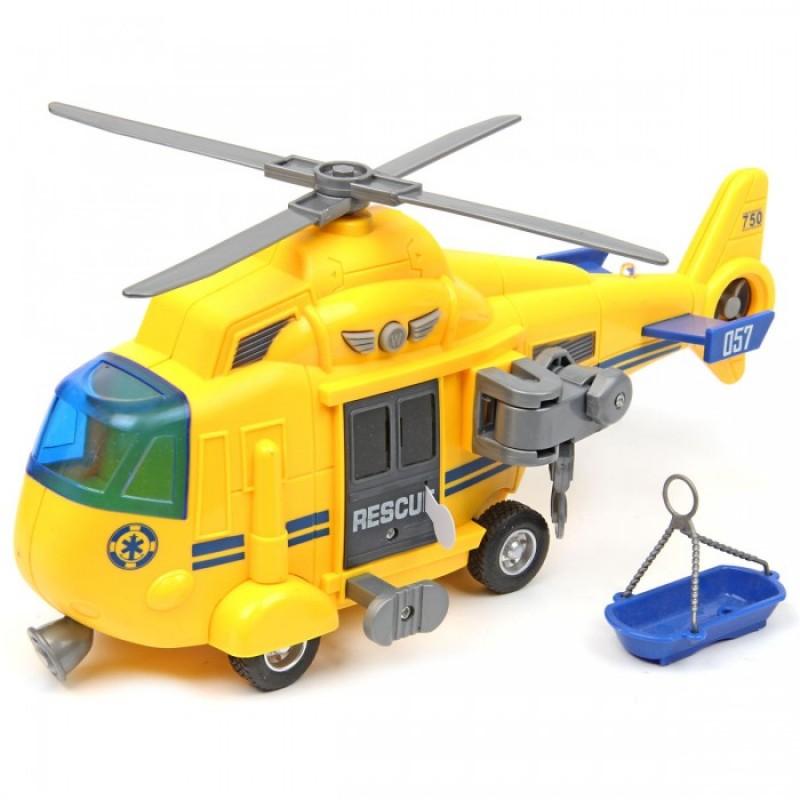 Drift Вертолет coast guard helicopter 1:16