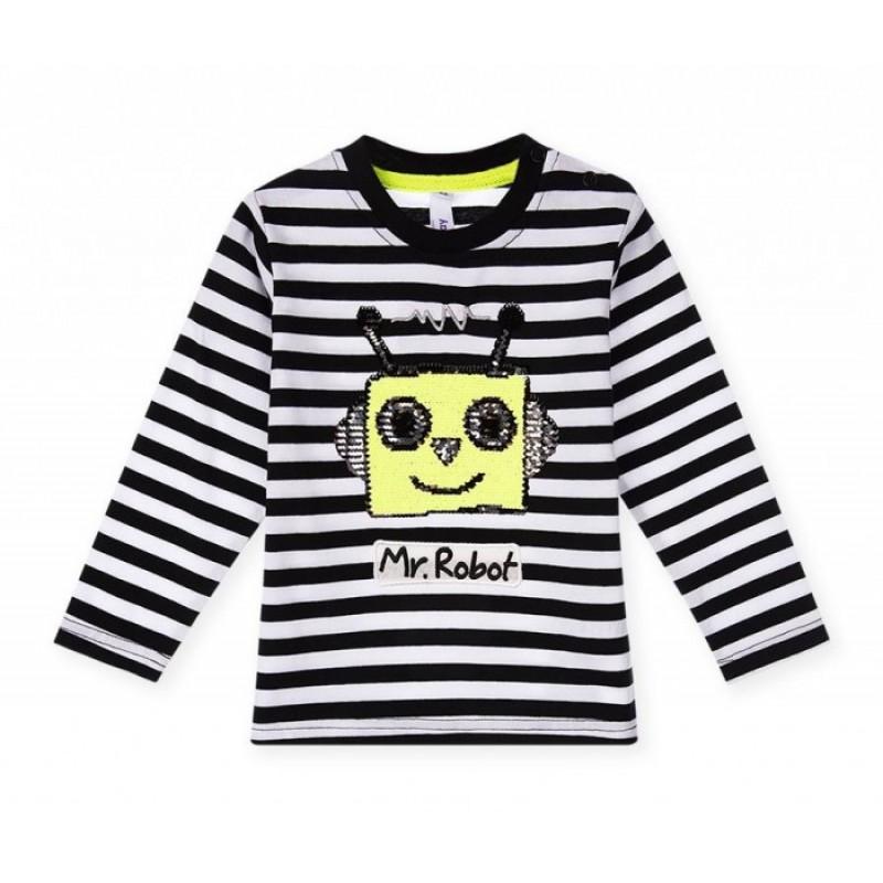 Playtoday Лонгслив для мальчика Mr.Robot 120312013