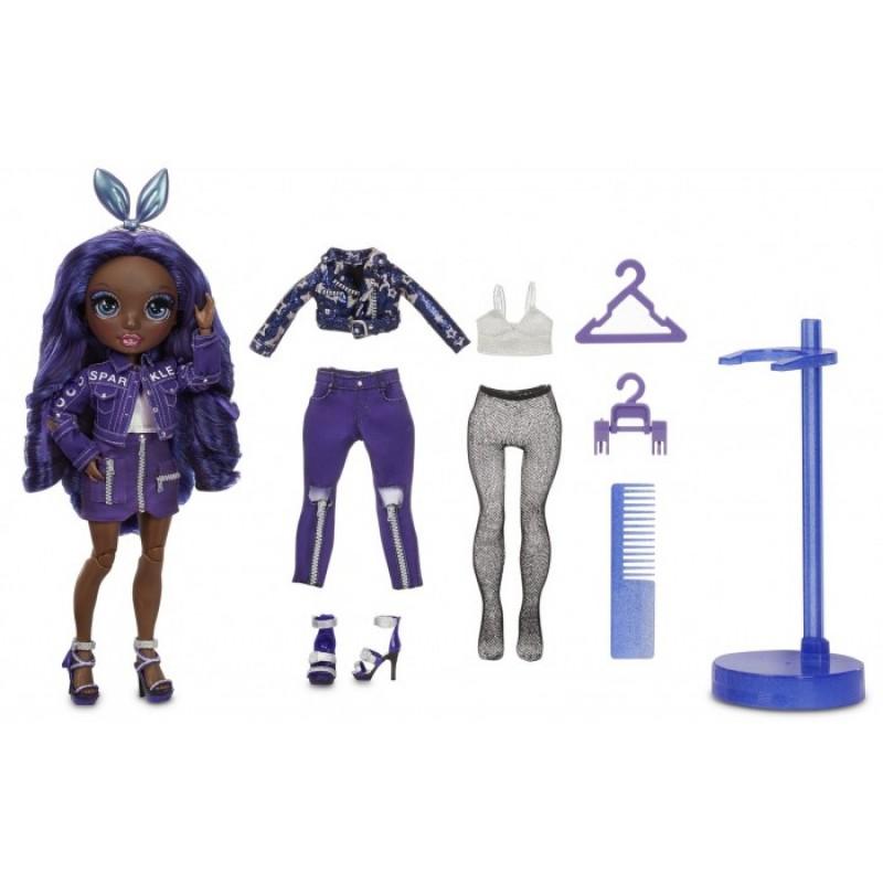 Rainbow High Кукла Fashion Doll Indigo