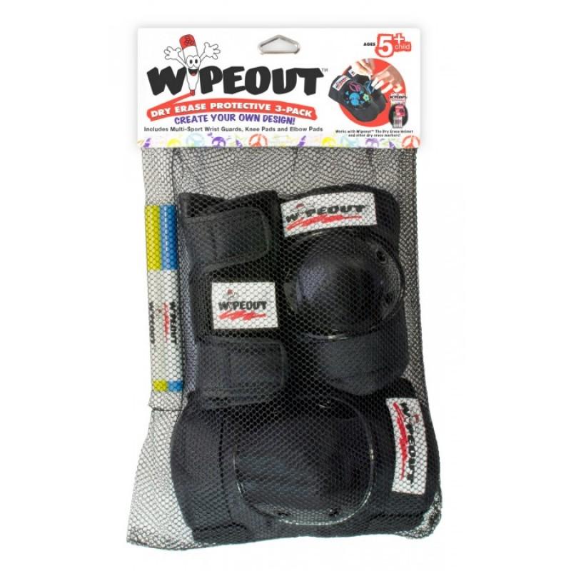 Wipeout Комплект защиты 3 в 1
