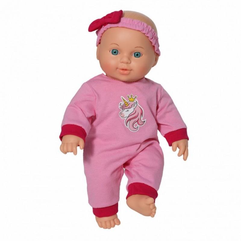 Весна Кукла Малышка Единорожка 30 см