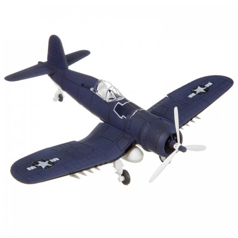 Bondibon Сборная 4D-модель самолёта 1:48 ВВ2552
