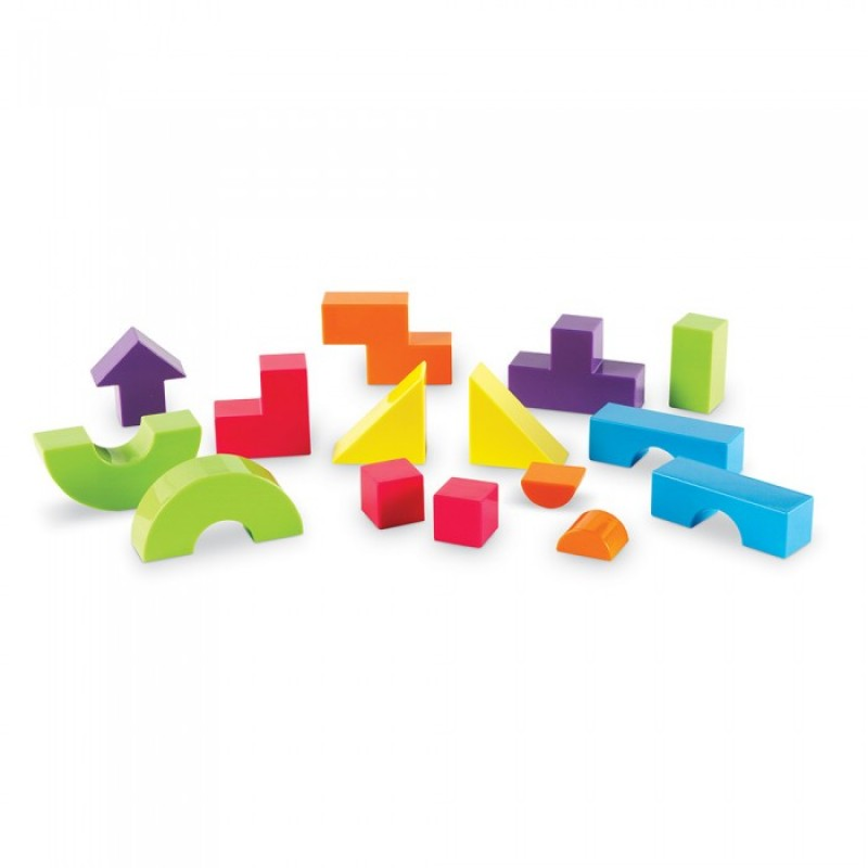 Learning Resources Игровой набор Ментал блокс 360 (55 элементов)