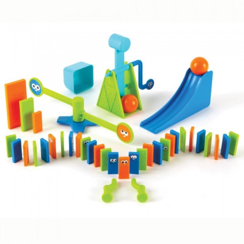 Learning Resources Игровой набор аксессуары для робота Ботли (40 элементов)