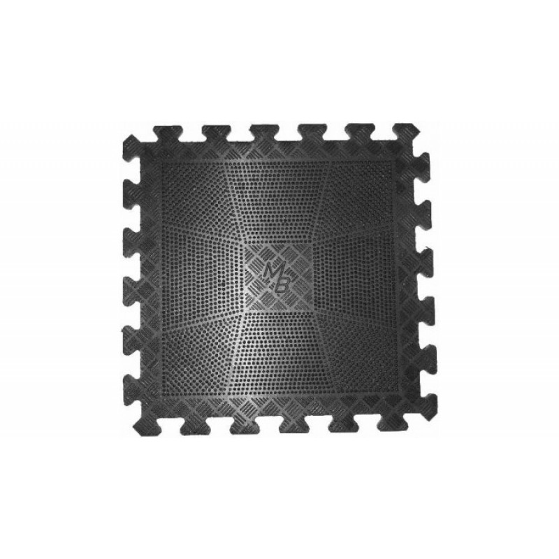 Barbell Коврик резиновый 400х400х20 мм