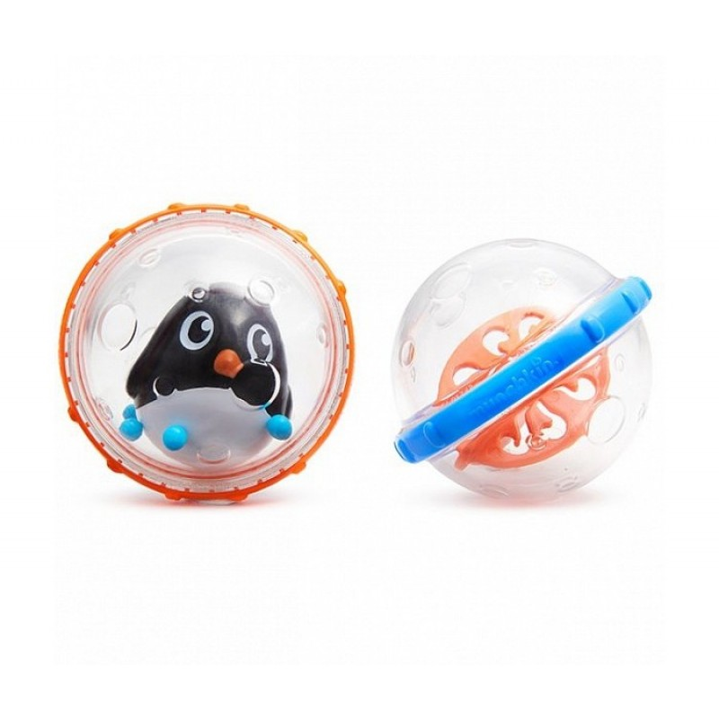 Munchkin Игрушка для ванны Пузыри-поплавки