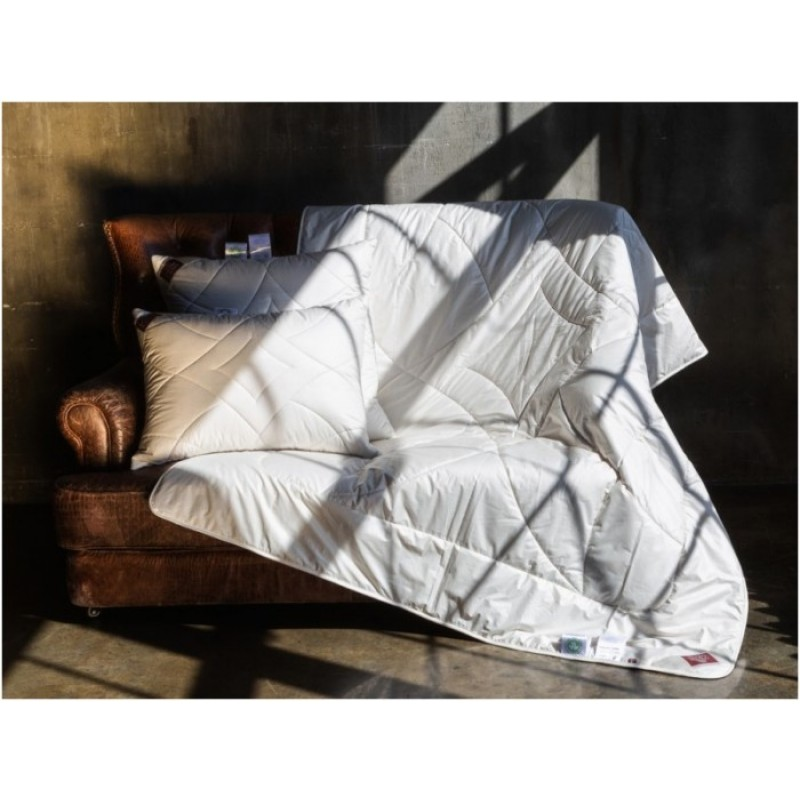 Одеяло German Grass легкое Organic Linen 260х240