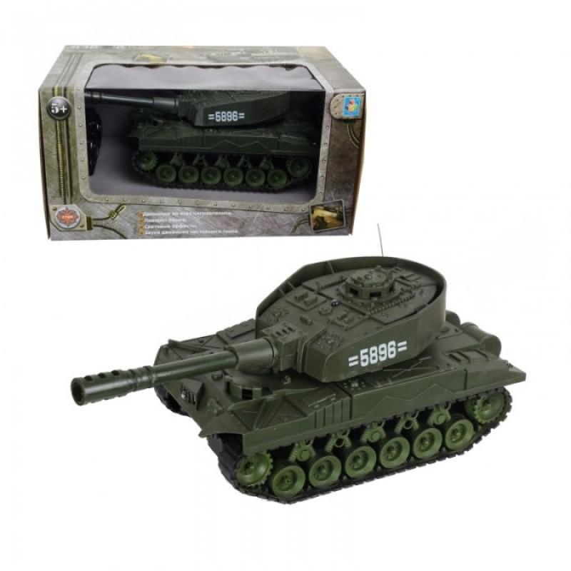 1 Toy Танк Взвод со светом и звуком