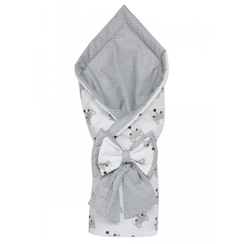 Чудо-чадо Конверт-одеяло на выписку Нелето Лисички