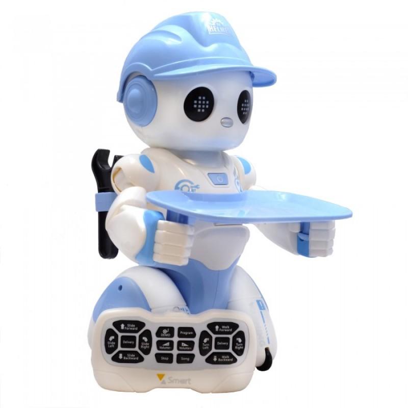 HK Industries  Радиоуправляемый Робот-помощник